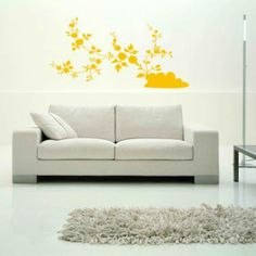 Chrysanthemum Wall Sticker