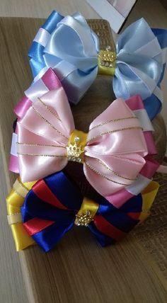 Princess Bows - Cinderella, Sleeping Beauty, Snow White
