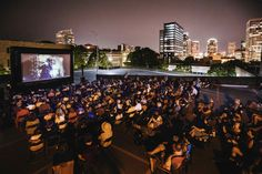 Rooftop Cinema at Lloyd Center | NW Film Center Eddie Huang, Company Town, Michael Rapaport, Green Knight, Ang Lee, Rian Johnson, David Warner, Guy Ritchie, Valley Girls