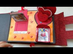 SCRAPBOOK for birthday, for friends, someone special. Today I am sharing my scrapbook video. This SCRAPBOOK . Handmade Scrapbook, Scrapbook Paper Crafts, Scrapbook Cards, Scrapbooking, Diy Birthday Scrapbook, Birthday Cards, Diy Exploding Box, Diy Valentines Cards, Diy Crafts For Girls