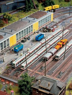 The Key To Keeping Trains In Mint Condition Protected From Dirt, Dust And Grime - Model Train Buzz
