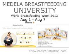 Medela Breastfeeding University Giveaway