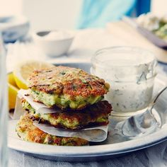 I'm on @CTVKitchener News at Noon today tackling the zucchini influx. My solution? Fritters.