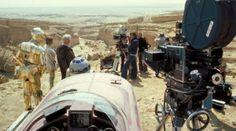 Star Wars - Behind the scenes 12