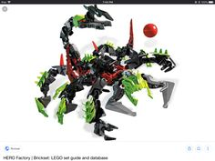 Perfect for occupying the little ones on Xmas day! Hero Factory, Lego Mechs, Lego Bionicle, What Boys Like, Anime Elf, Ranger, Shop Lego, Lego Animals, All Lego