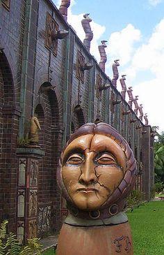 Ricardo Brennand Museum, Recife, Brazil