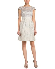 Spotted this Kay Unger Lace Top Twofer Dress on Rue La La. Shop (quickly!).