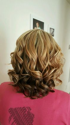 Back of cut color and style