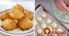 15 bleskových domácich dezertov, ktoré vyčarujte len z 3 prísad!