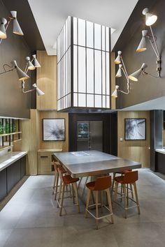 Table du chef - Hôtel Paris : Le Cinq Codet