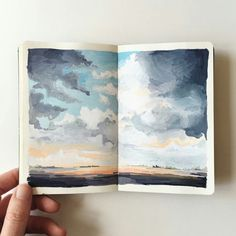 49 Ideas For Simple Art Sketches Water Colors Kunstjournal Inspiration, Art Journal Inspiration, Art Inspo, Art And Illustration, Illustrations, Art Journal Pages, Art Journals, Journal Notebook, Gouache Painting