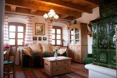 Szentendre - tervező: Mérmű Építész Stúdió Simply Home, Old Cottage, Cabin Interiors, Village Houses, Tiny House, Interior Design, Building, Inspiration, Furniture