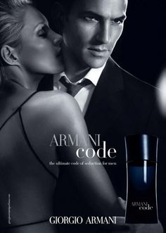 Armani Code Cologne by Giorgio Armani for Men
