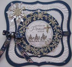 pamscrafts: Christmas card
