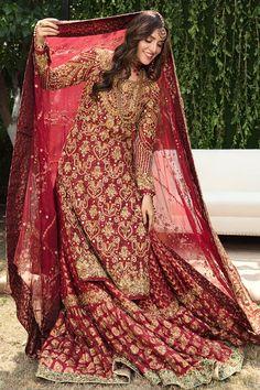 Pakistani Bridal Dresses Online, Pakistani Bridal Lehenga, Pakistani Fashion Party Wear, Pakistani Dress Design, Bollywood Fashion, Pakistani Wedding Outfits, Walima, Pakistan Bridal, Shadi Dresses