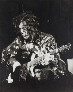 """psychedelic-sixties: """"Jimmy Page """""""