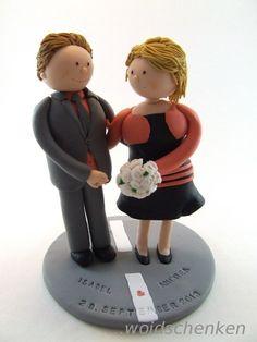 Tortenfiguren Brautpaar Frauen