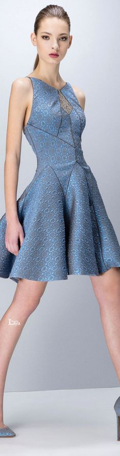 Georges Hobeika Fall-winter Ready-to-Wear Simple Dresses, Beautiful Dresses, Nice Dresses, Casual Dresses, Short Dresses, Fashion Dresses, Fashion Moda, Womens Fashion, Style Work