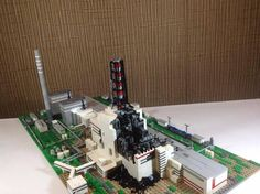 Thoughts on this LEGO model of Reactor : chernobyl Reactor Nuclear, Hms Hood, Chernobyl Disaster, Female Fertility, Nuclear Disasters, Thyroid Issues, Lego Models, Lego Technic, Lego Building