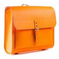 Schulranzen iSi neon-orange