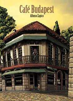 Café Budapest de Alfonso Zapico