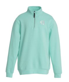 Kappa Delta Monogrammed Fashion Pullover from GreekGear.com