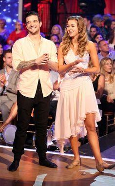 Mark Ballas & Sadie Robertson - Dancing With the Stars - Season 19 - fall 2014