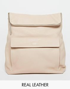 Whistles Verity Backpack in Nude
