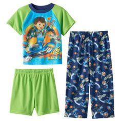 "Disney's Miles from Tomorrowland ""Let's Rocket"" Pajama Set - Toddler Boy"