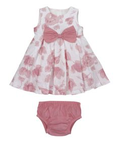 Mothercare Tulip Bow Dress  Actually quite nice! http://www.geojono.com/