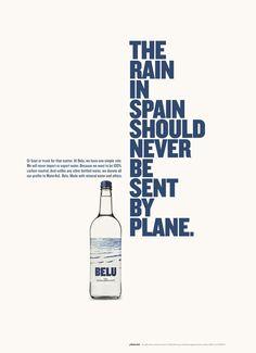 Paul Belford Ltd Creative Advertising, Advertising Design, Ad Design, Label Design, Typography Ads, Brand Manifesto, Copy Ads, Ad Layout, Brand Campaign