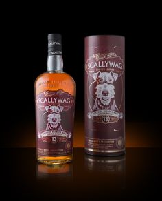 New Remarkable Malts #scallywag release available shortly, this looks exciting #whisky