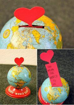 Significas o mundo para mim: