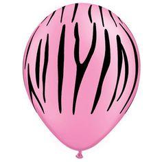 Tøsede balloner i bedste kvalitet. Pynt festligt op til pigefødselsdagen eller konfirmationen - ballonerne kan pustes op med luft eller helium. #balloner #konfirmation #børnefødselsdag