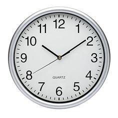 Elvoki Best Wall Clock, 12.5 Inch Quartz with Arabic Nume... https://www.amazon.com/dp/B01CM5NJWG/ref=cm_sw_r_pi_dp_x_qn3hybJRXZJN4