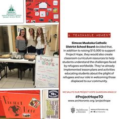 We salute our guardian angels: Simcoe Muskoka Catholic District… Greater Toronto Area, Guardian Angels, Peace And Love, Curriculum, Catholic, Challenges, Classroom, Student, Goals