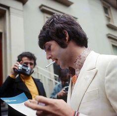 vintage everyday: The Beatles, 1967