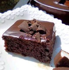 Σοκολατόπιτα πολύ εύκολη !!! ~ ΜΑΓΕΙΡΙΚΗ ΚΑΙ ΣΥΝΤΑΓΕΣ 2 Desserts, Food, Tailgate Desserts, Deserts, Essen, Postres, Meals, Dessert, Yemek
