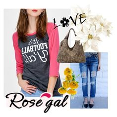"""""""Rosegal 33"""" by aida-1999 ❤ liked on Polyvore featuring WALL"""