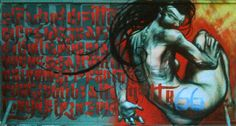 live painting a Firenze con Ivan #streetart #live #firenze #gattonero #graffiti