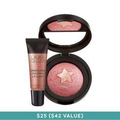 Laura Geller Beauty Gilded Rose Kit