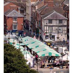 Ludlow, Shropshire