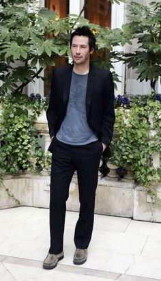 Keanu Reeves Photos - (FILE) Personalities At The Ritz - Zimbio