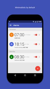 AlarmPad is an all new alarm clock that brings context to your alarms. When your alarm rings, it will display the weather forecast, your calendar appointments, and much more.
