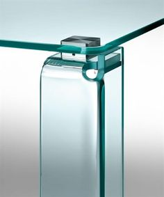 Newton Glass Dining Table
