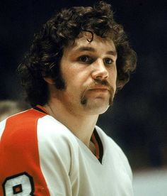 Dave Schultz Ice Hockey Goon