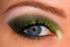 eye makeup for blue eyes | makeup for blue eyes eye shadow colors can be brown rose and shades of ...