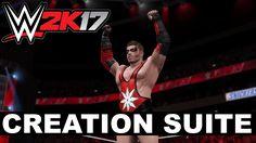 WWE 2K17 Creation Suite