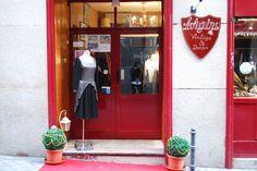 Lechuguina Vintage C/ Lechuga, 3. 28012 Madrid 10:30 am - 2:00 pm, 5:00 pm - 8:30 pm