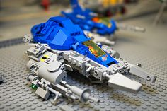Neo Classic Space by bluemoose, via Flickr